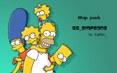 gg_simpsons Мега Пак карт!