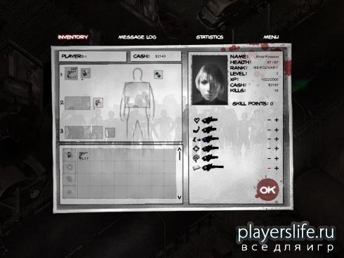 Обзор игры Zombie Shooter 2