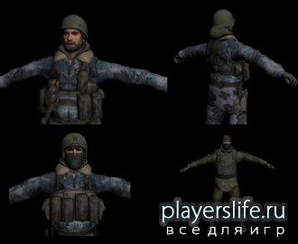 Russian Spec Pack [Специальный пак русских бойцов для gta sa]