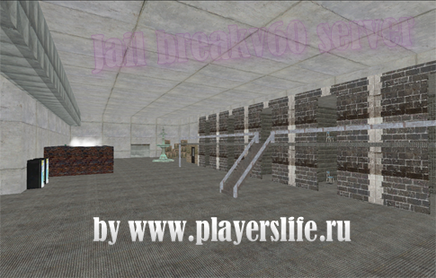 Готовый сервер Jail CSS v60 No-steam на версии 60 by Skeleton на русском и английском!