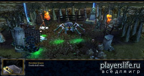 "Warcraft 3 TFT ""Protect The House II v 0.99r"""