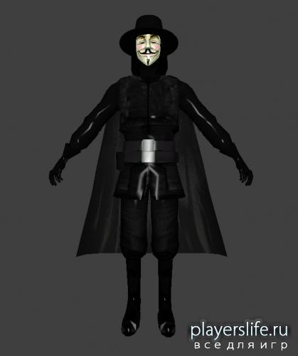 Vendetta [Скин админа для css]