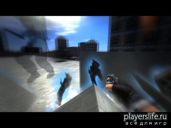 Готовый Hide'N'Seek сервер на CS 1.6