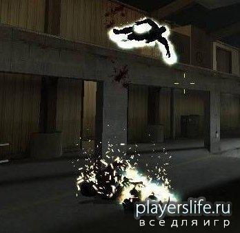 Dissolve (растворение игроков) для Sourcemod