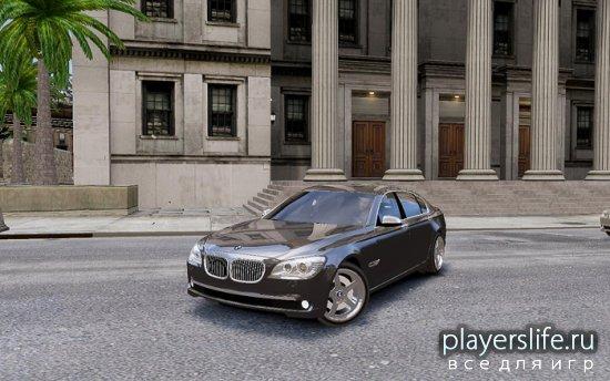 BMW 750 LI [Авто для GTA 4]