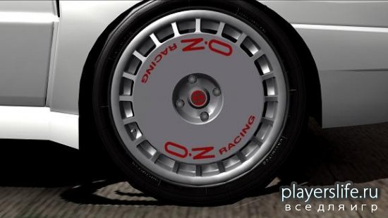 O.Z Racing Rally RacingI для TDU