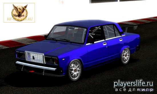 ВАЗ 2107 Race version для TDU