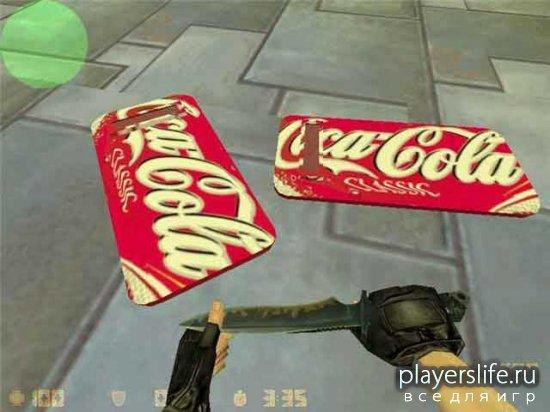 модель Щиты - Coca Cola