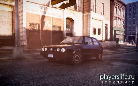 VW Golf Mk2 GTI ��� GTA 4