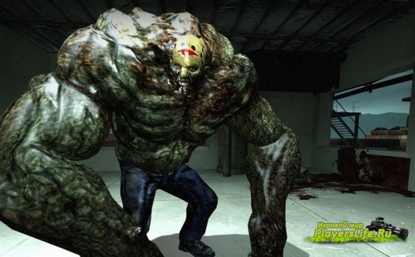 Скин для L4D Nightmares hell13 tank