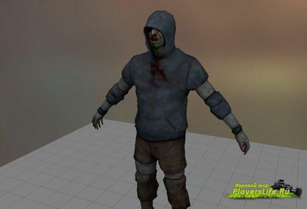 Модель для сервера CS:S TechKnow Hunter