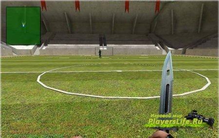 мод для CSS - Soccer Mod Rus