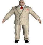 Скин Администратора в CSS - Босс (Boss man)