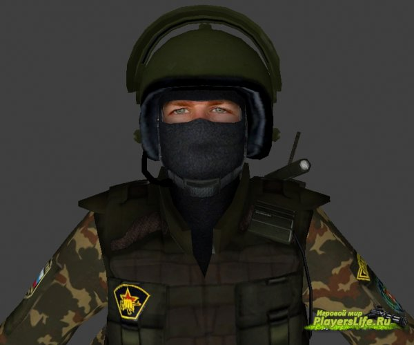 Скин админа CT - МВД