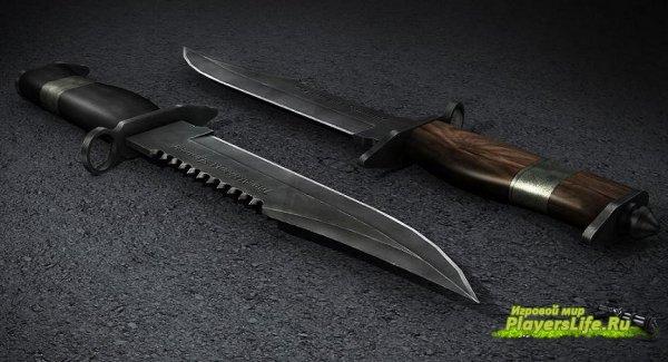 Скачать Alabama Slammer (Модель ножа для css) бесплатно