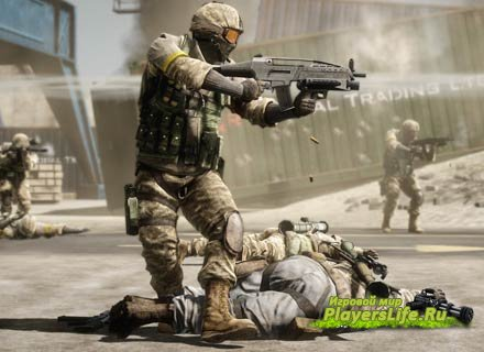 Мощный чит для Battlefield Bad Company 2