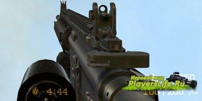 Модель M249 для CSS