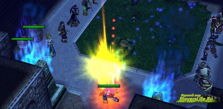 Angel Arena для Warcraft 3 Frozen Throne