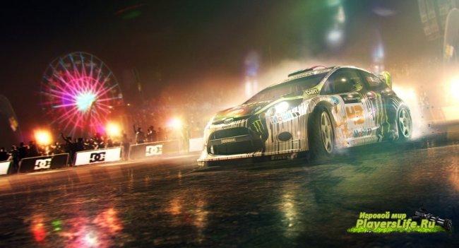 Новая аркадная гоночная игра DiRT Showdown — первый трейлер