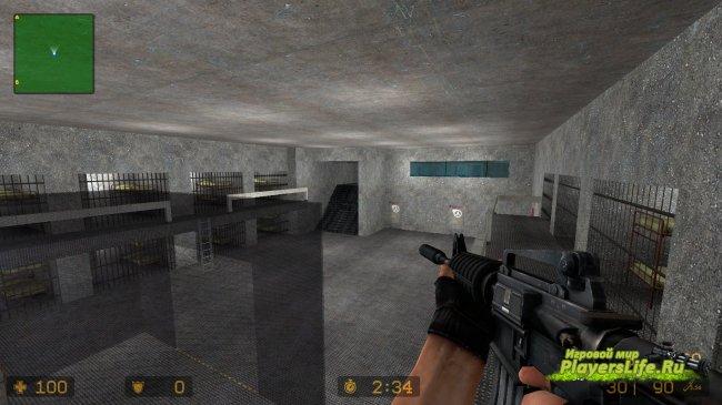 Карта ba_jail_pk_rocksolid_prison_v6 для CS Source