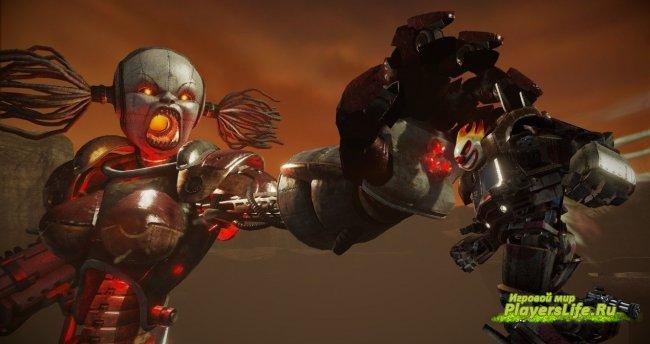 Свежий трейлер игры Twisted Metal с красавицей Mr Grimm