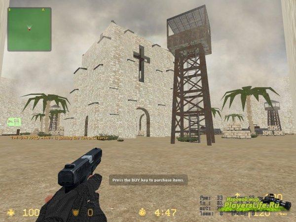 Карта de_epix_battle для CS Source
