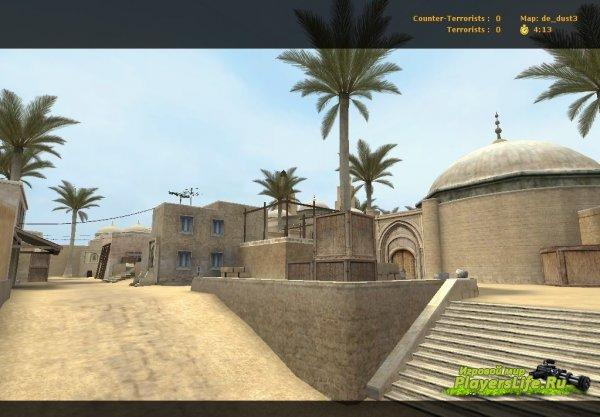 de_dust3 для CS Source