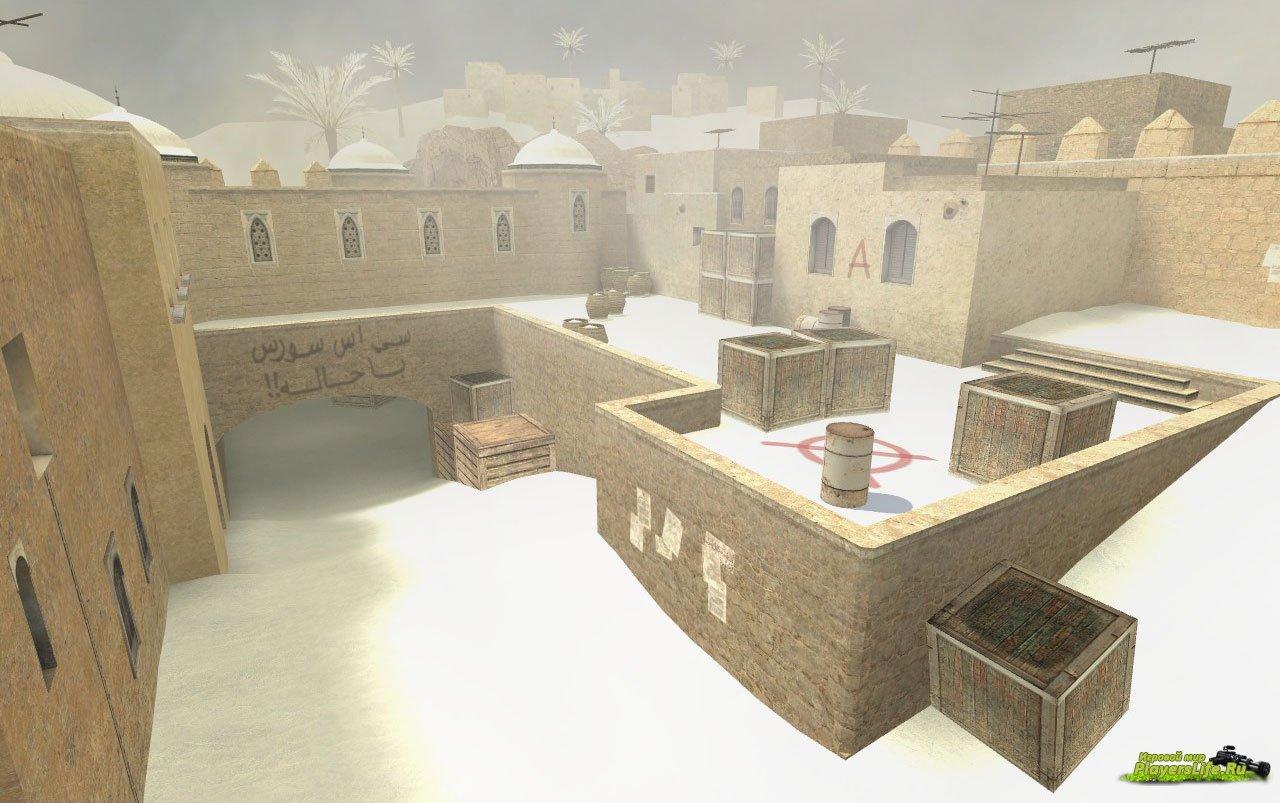 текстуры для css de dust2: