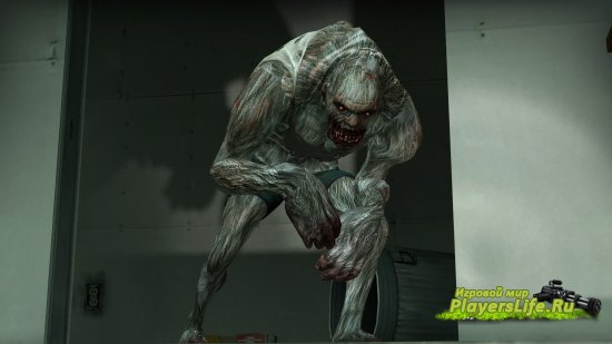 Мерзкий дикий жокей для Left 4 Dead 2
