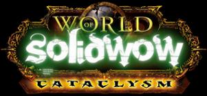 Наилучший готовый сервер катаклизма SolidWoW 4.3.0 (стабильная сборка) (вход в игру возможен с патча 4.0.6)
