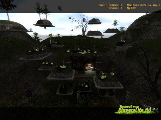 Карта scoutzknivez_sk y_garden для CS:S