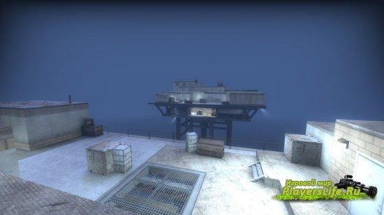 Карта aim_serenity для CS:GO