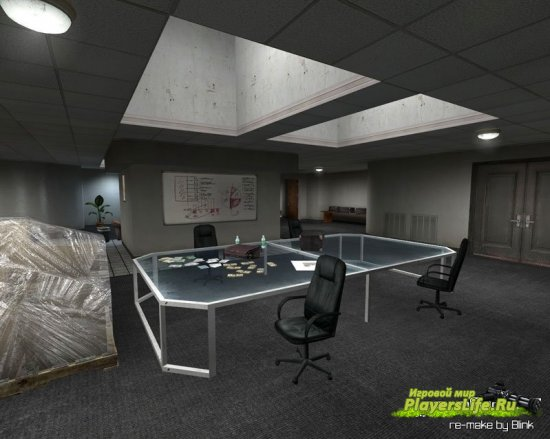 Карта cs_office07 для CSS