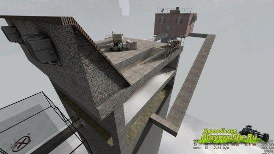 Карта hoejhus9_csgo для CS GO