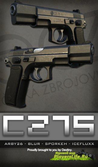 ������ ������ CZ75 On Sporkeh's Animations ��� CSS