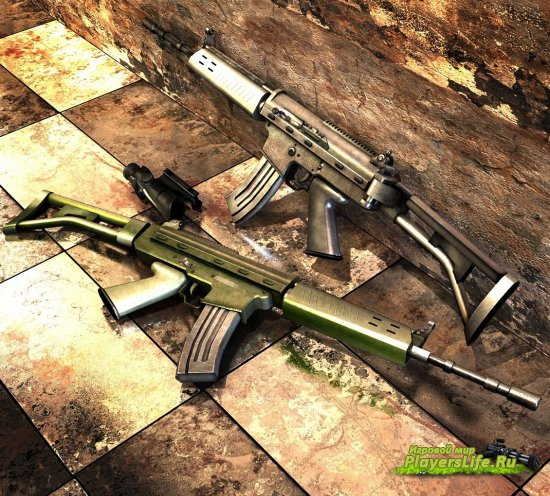 Модель оружия Timittytim's Bofors AK5 для CSS