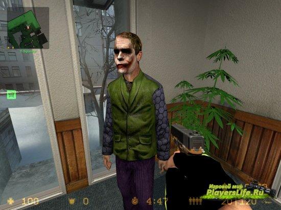 Джокер в заложниках для CSS (Joker Poker заложник)