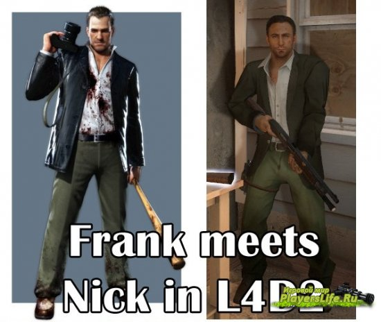 Frank West ������� ���� ��� Left 4 Dead 2