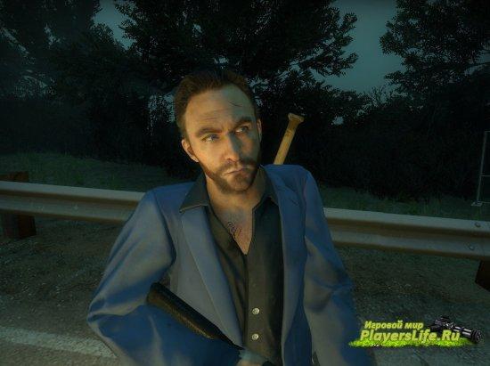 Модель развратного Ника для Left 4 Dead 2