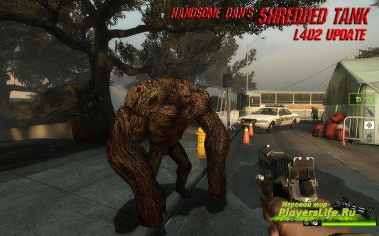 Мощный танк для Left 4 Dead 2