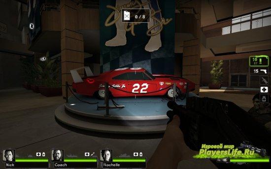 Автомобиль Dodge для Left 4 Dead 2
