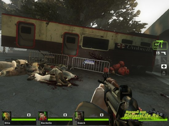"����� � ����� ""Umbrella"" ��� Left 4 dead 2"