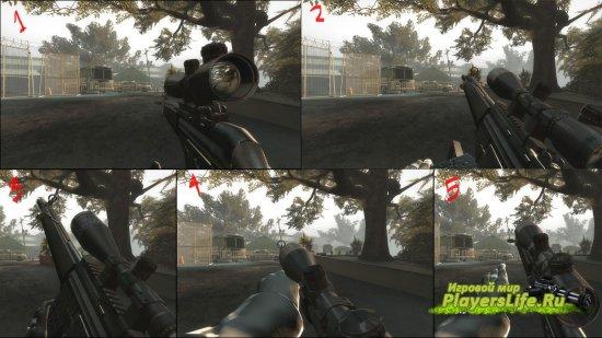 Модель оружия H&K G3 для Left 4 Dead 2