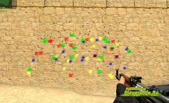 ������ Paintball ��� CSS Sourcemod - ��� ���� ����� ������