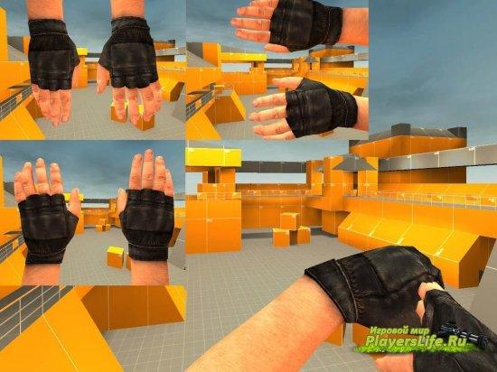 Модель оружия Finger TMP для CSS