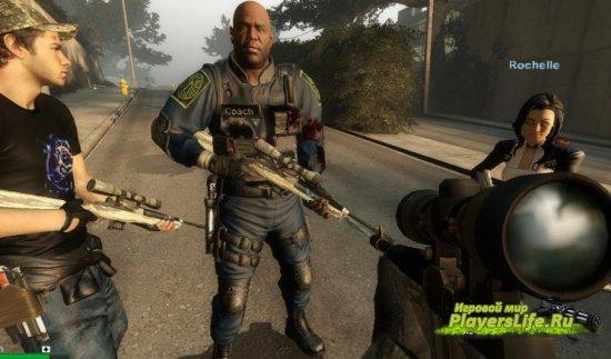 Weapon Spawner 0.4, плагин для создания и выдачи оружия для Sourcemod - Left 4 Dead 2