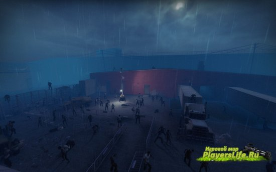 Карта No Shipping -Final для Left 4 Dead 2