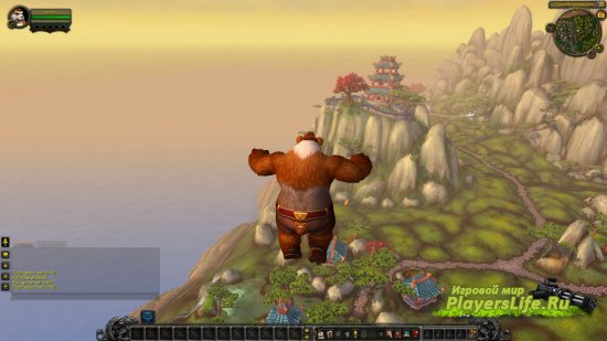Готовый сервер World of Warcraft: Mists of Pandaria
