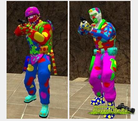 TK Clown 1.0.2 для CSS (Sourcemod)