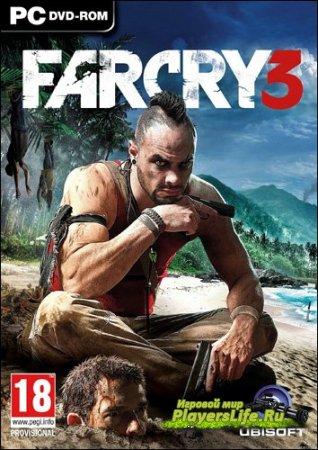 Скачать Far Cry 3 - Deluxe Edition (2012) PC | RePack через торрент